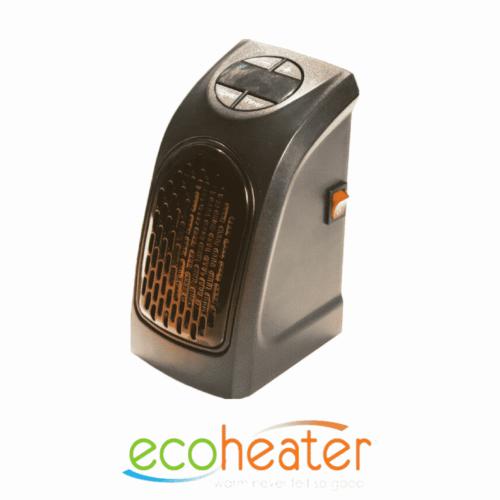 Eco Heater® – stufetta elettrica compatta a basso consumo