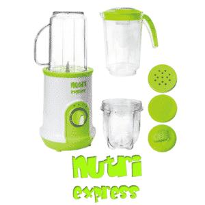 NUTRIEXPRESS estrattore
