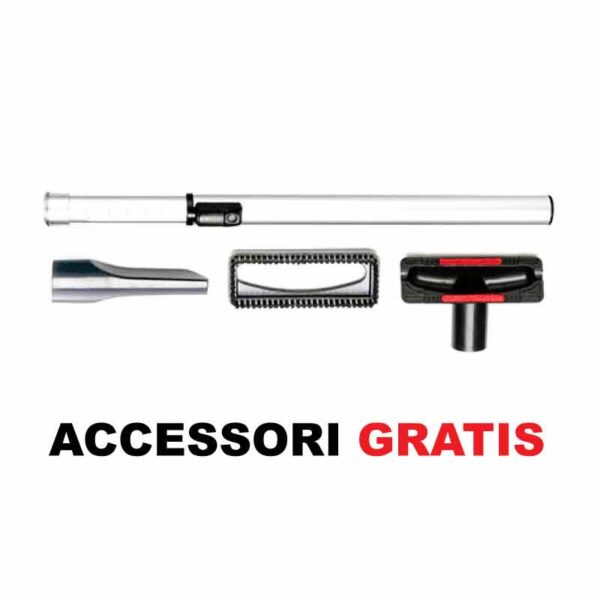 MONSTER VAC® – Aspirapolvere con accessori Gratis