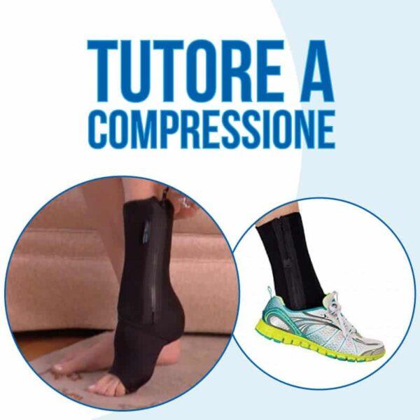 Ankle Genie™ – Tutore per il Piede e Caviglia