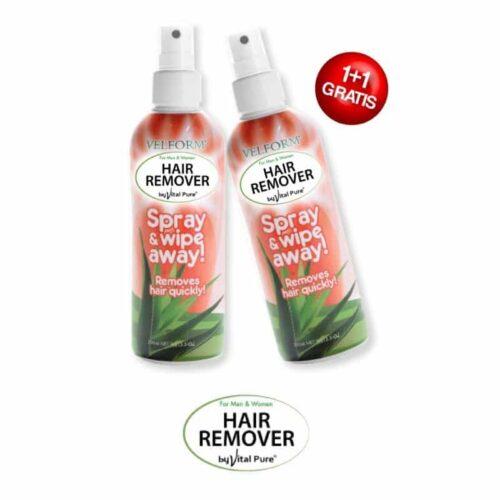 Hair Remover – Spray and Go! – 1+1 GRATIS