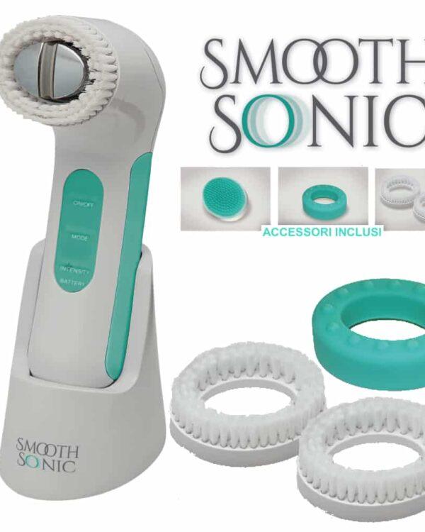 Smooth Sonic, estetica , igiene , benessere ,cura della persona,