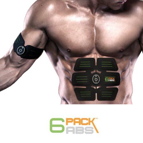6 Pack Abs elettro-stimolatore-fitness