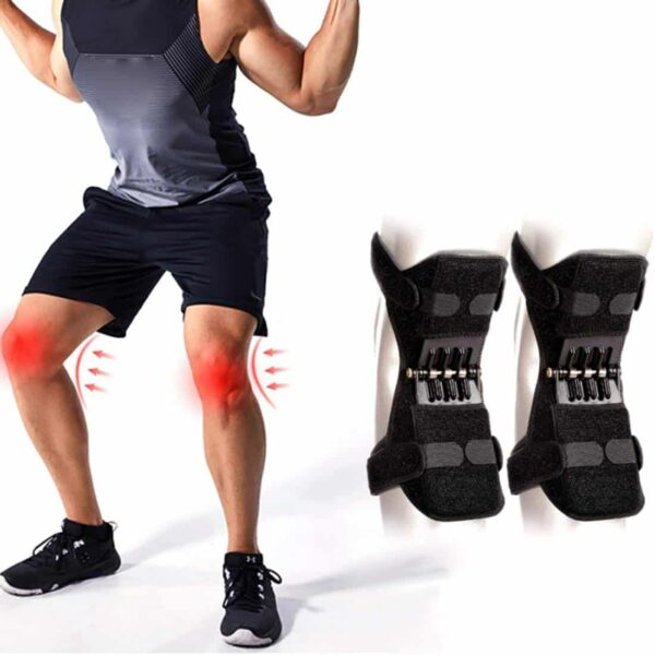 Power Knee – Ginocchiere con Molle