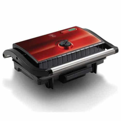 Grill elettrico con vaschetta raccogli olio